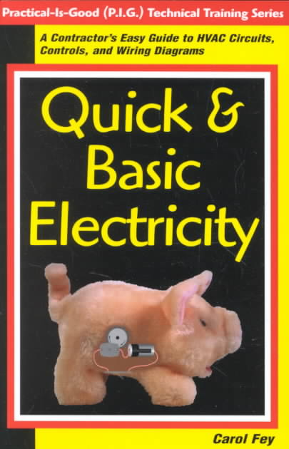 Quick & Basic Electricity By Fey, Carol
